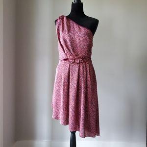 RACHEL ROY one-shoulder dress